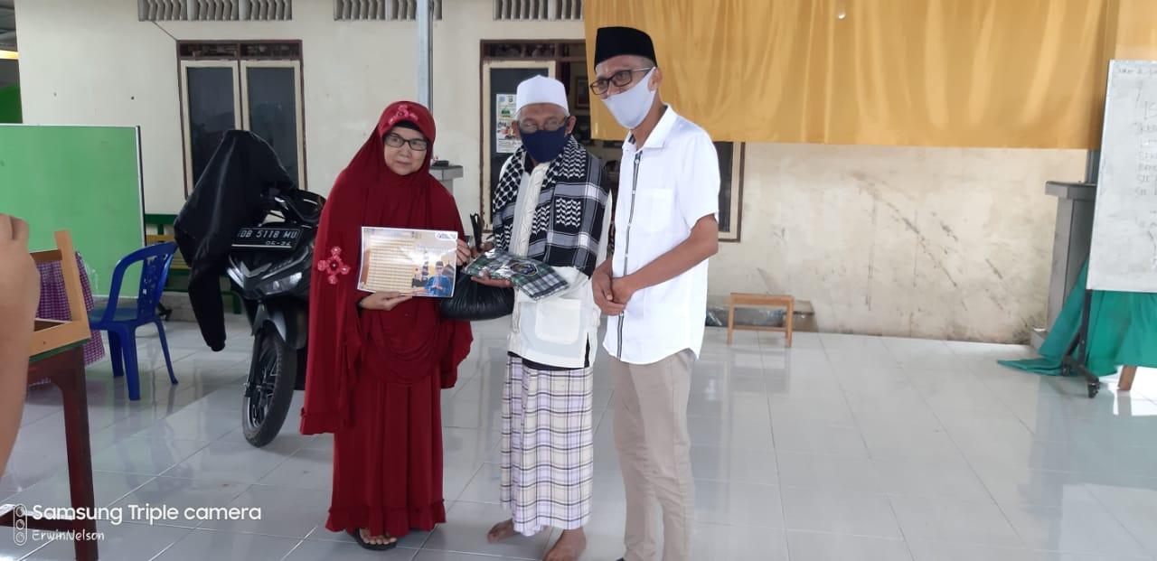 Memasuki Bulan Suci Ramadhan, Pacar Merah Awali dengan Bersedekah Bersama 65 Imam Masjid