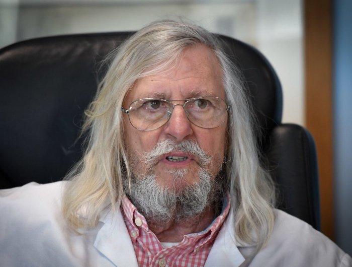 Ilmuwan Prancis Profesor Didier Raoult, Klaim Temukan Obat Virus Corona yang Memiliki Hasil Spektakuler