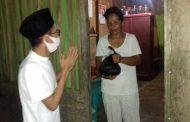 Konsep Grebek Sahur, Rahman Ismail Salurkan Bantuan di Lima Desa
