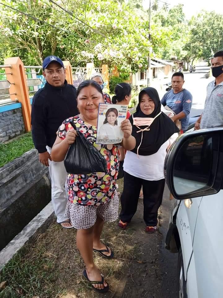 Salurkan Bantuan di Kota Manado, VAP Lanjutkan Misi Kemanusian