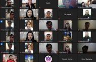 Diskusi Virtual Litbang Pemuda GMIM. 'Gereja Harus Dinamis Jangan Statis'