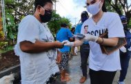 Sasar Kecamatan Wori,  SGR Terus Lanjutkan Misi Kemanusiaan