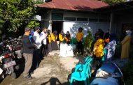 KBP3 dan Relawan VAP Terus Konsisten Salurkan Bantuan Ditengah Pandemi Covid-19