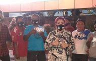 Sambangi Kawasan Bisnis di Kota Manado,  VAP Disambut Antusias Warga
