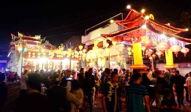 Malam Nanti Perayaan Imlek 2571, Bukti Kerukunan dan Aset Pariwisata Disuguhkan Pemkot Manado