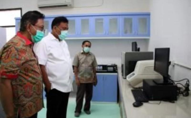 Laboratorium PCR Milik Sulut Segera Beroperasi. Dandel: Masih Akan Diuji Coba Dulu