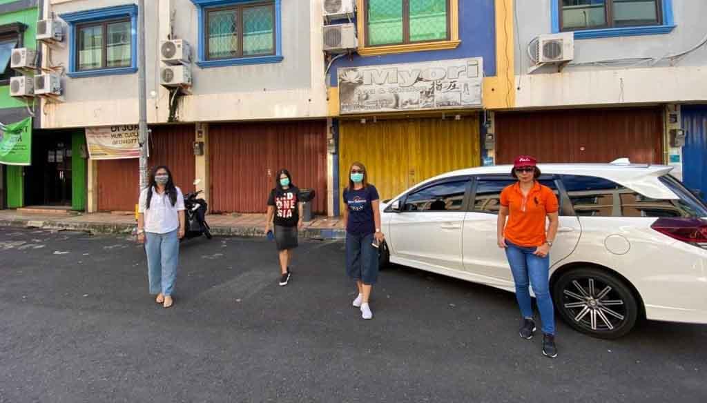 Cegah Penyebaran Covid-19, Tempat Spa di Manado Ditutup