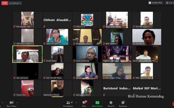Wamendag DR Jerry Sambuaga Jadi Pembicara di Webinar Bisnis Forum Ekspor di Masa COVID-19