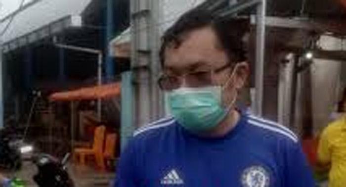 Dinkes Manado Gelar Rapid Test di Pasar Pinasungkulan