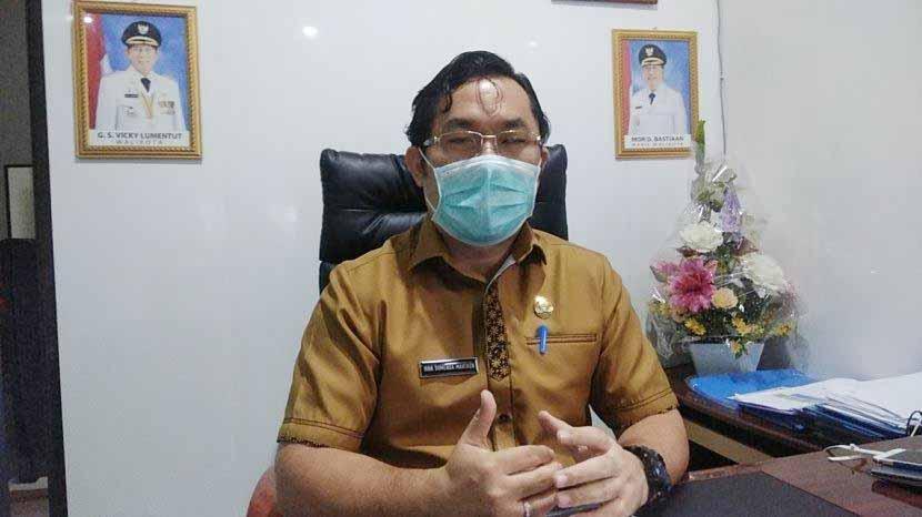 Ini yang Dilakukan Dinas Kesehatan Manado di Masa Pandemi Covid-19