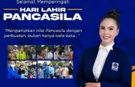 Harla Pancasila, SGR Ajak Masyarakat Dukung New Normal Dengan Membawa Semangat Pancasila