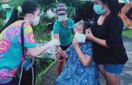 Membawa Misi Kemanusian di Desa Klabat,  SGR Disambut Antusias