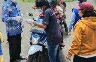 Sekda Micler Lakat Pantau Kesiapan Beberapa Pos Pintu Masuk Kota Manado