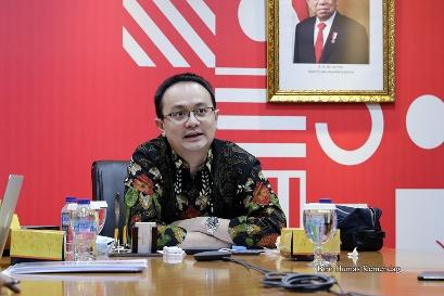 Wamendag Jerry Sambuaga Ajak Kementerian Terkait Tingkatkan Komitmen Tuntaskan GSP Secepatnya