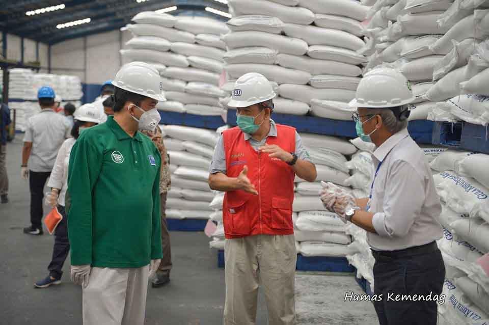 Didukung Komisi VI DPR RI Awasi Proses dan Distribusi Gula, Mendag Agus Gandeng Satgas Pangan