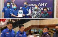 Terima SK DPP Demokrat, MDB-HJP Siap Bertarung di Pilwako Manado