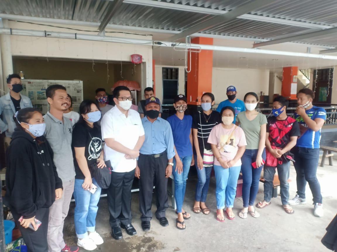 Mor Ingin Ada Asrama Flobamora Buat Mahasiswa NTT di Manado