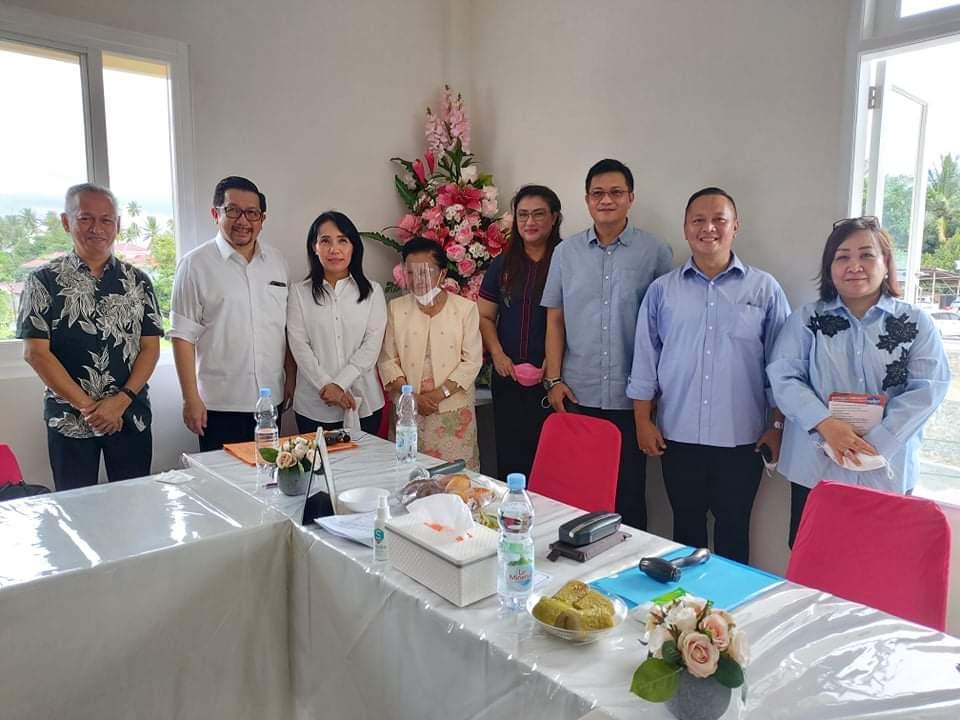 MDB-HJP Didoakan Majelis Daerah GPdI