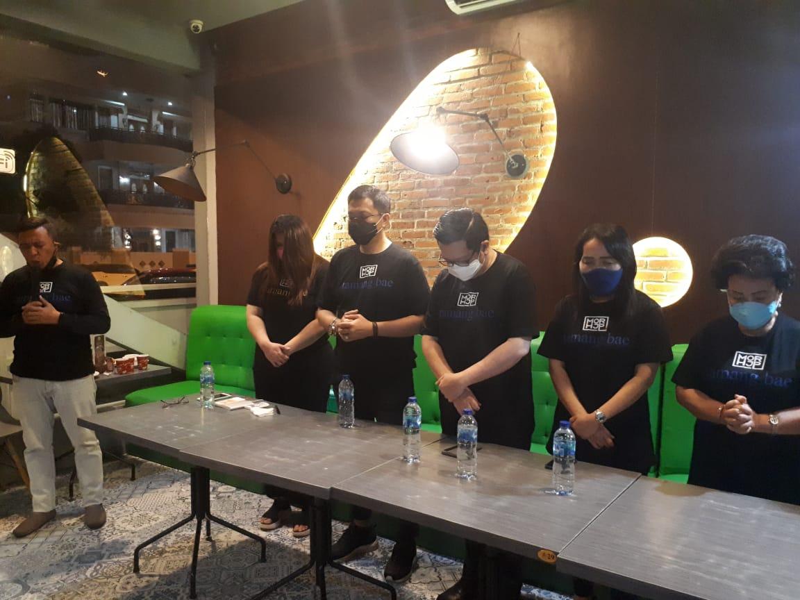 Dukung MOR-HJP,  Komunitas 'Tamang Bae' Sasar Kaum Milineal Kota Manado