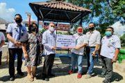 Sekda Micler Lakat Hadiri Acara Penyerahan Aset BRI ke Pemkot Manado