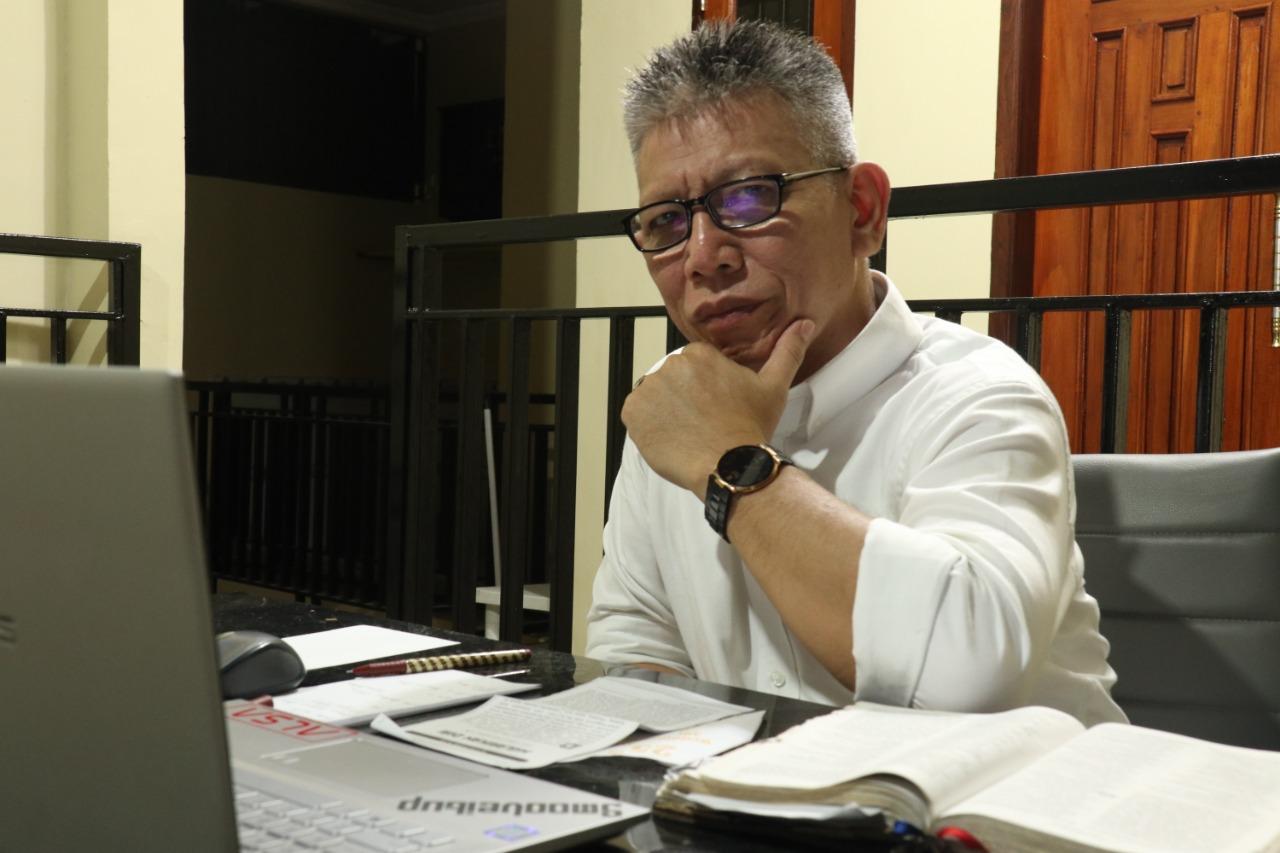 THL Sekwan Manado Dapat Bantuan Tahap Kedua dari GSVL-MOR