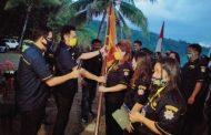 James Arthur Kojongian Lantik Legislator Angely Runtu Ketua AMPI Minahasa