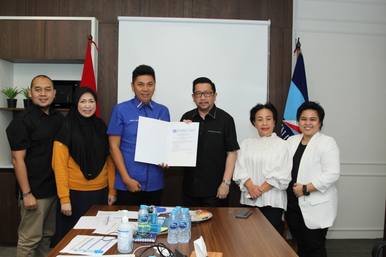 Pilwakot Manado, MOR-HJP Paslon Pertama Kantongi Formulir B1KWK