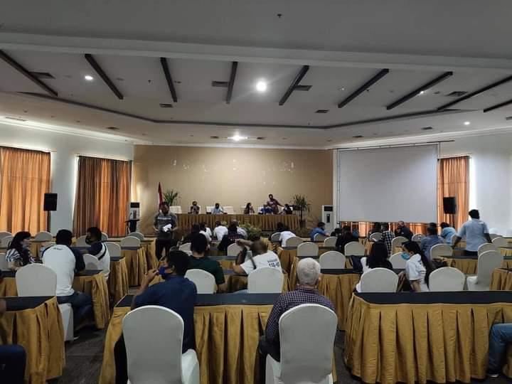 Tim Kampanye SGR-NAP Terbentuk,  Azhar Sebut Pasti Menang