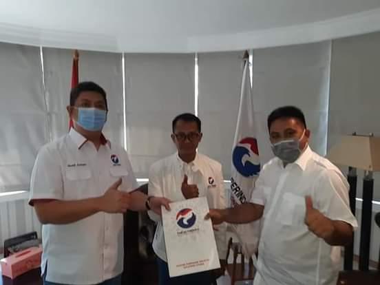 Partai Perindo Resmi Dukung FDW-PYR di Pilkada Minsel