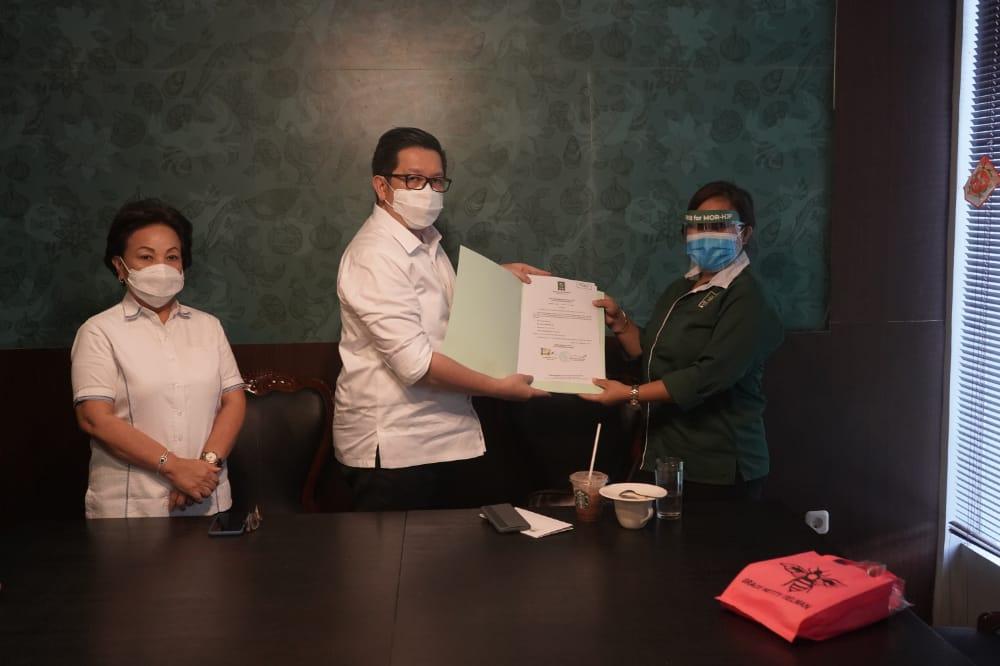 PKB Dukung MOR-HJP. Grace Tielman: Mereka Pantas dan Layak Pimpin Kota Manado