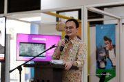 Wamen Jerry Sambuaga Tangkap Potensi Millenial di Technopark Cimahi