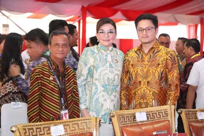 Bupati CEP Hadiri Opening Ceremony AIS Forum 2019 di Manado