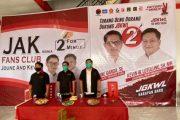 Relawan Terus Berdatangan, JAK Mania Dukung JG-KWL di Pilkada Mendatang
