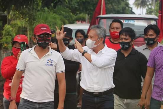 Lumowa: Jika Ingin Perubahan Mari Kita Coblos Nomor Urut 3 pada Pilkada 9 Desember