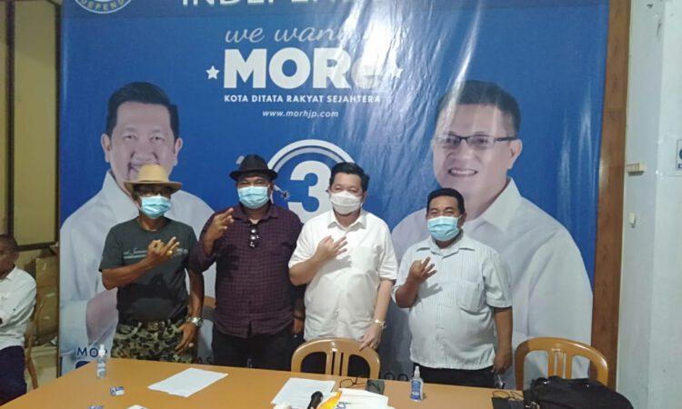 Ketua Brigade Santiago Manado, Siap Memenangkan MOR-HJP