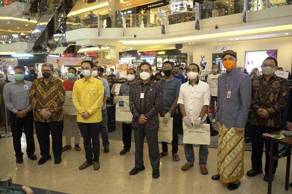 MoU Kemendag-Pemprov Jateng, Wamendag Jerry Sambuaga Ingin UMKM Punya Daya Saing Internasional