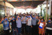 HJP Sambangi Komunitas Purnabakti Manado, Warga: MOR-HJP Peduli Lansia