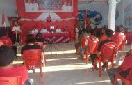 Gemuruh Ribuan Relawan dan Simpatisan Menggema di Amurang Barat