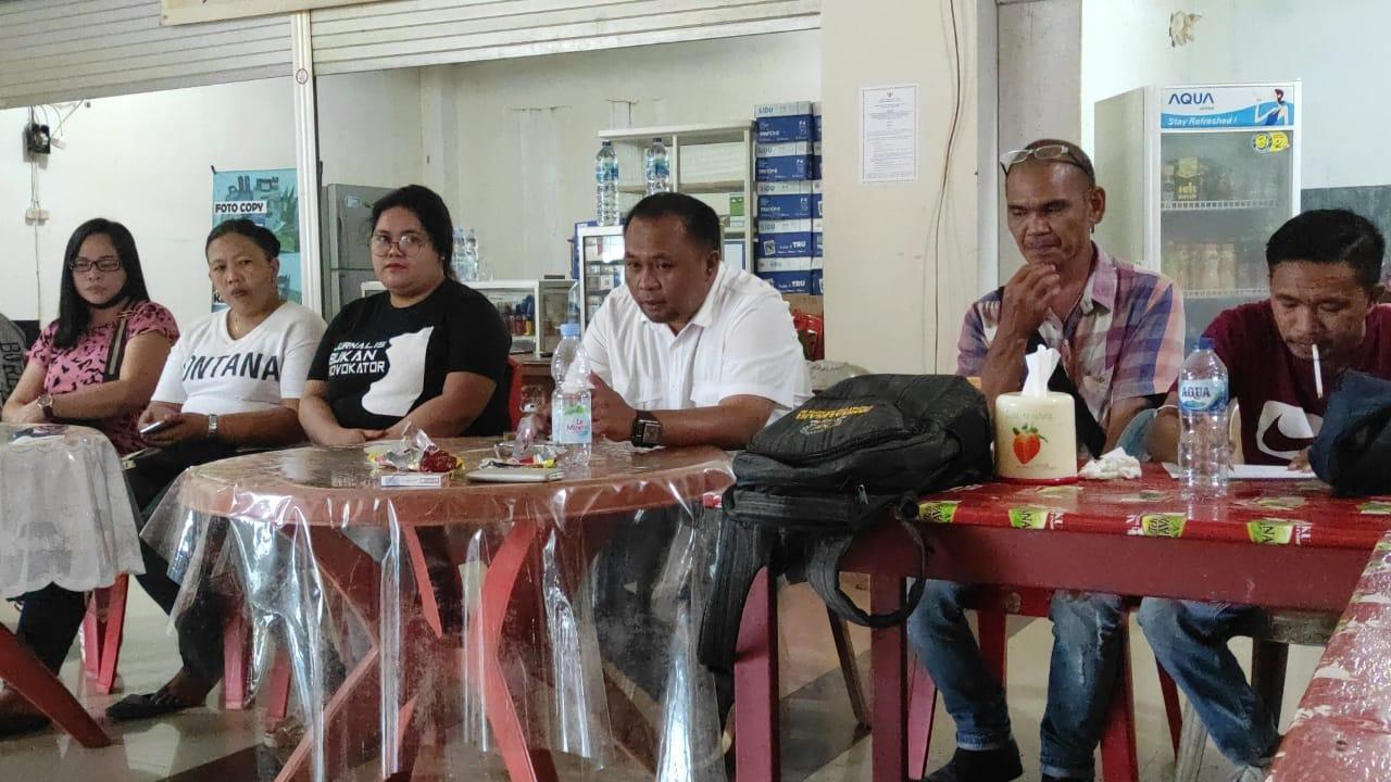 Nahkodai Forjubir Minut, JP: Harapan Teman-Teman Jadi Tanggung Jawab Saya
