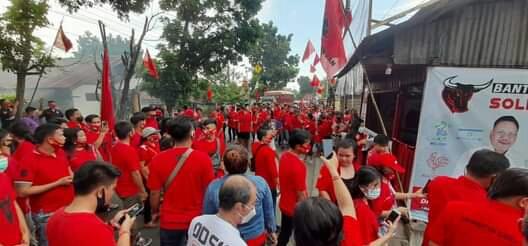 Milenial Kawangkoan Bawah Nyatakan Dukungan Terhadap OD-SK dan FDW-PYR