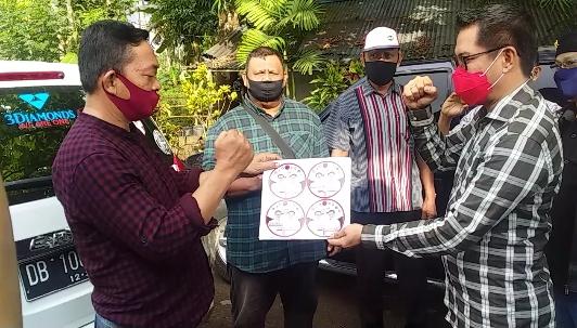 Tim Pemenangan SGR-NAP Pulau Nain Berbalik Arah Dukung JG-KWL