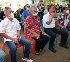 FDW-PYR Dapat Dukungan Dari Eks Sekretaris DPD II PG di Pilkada Minsel