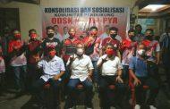 Konsolidasi dan Sosialisasi Pemenangan OD-SK dan FDW-PYR di Desa Malenos