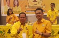 Terpilih Secara Aklamasi, Adrie Kamasi Pimpin Partai Golkar Kabupaten Minahasa