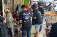 Relawan Milenial MOR-HJP Ikuti Teladan Sang Paslon Yang Berjiwa Sosial