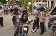 Ratusan personel Polres Minsel amankan konsolidasi FDW-PYR di Tareran