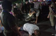 Operasi Yustisi Malam Minggu, Para Warga Pelanggar Prokes Diberikan Sanksi