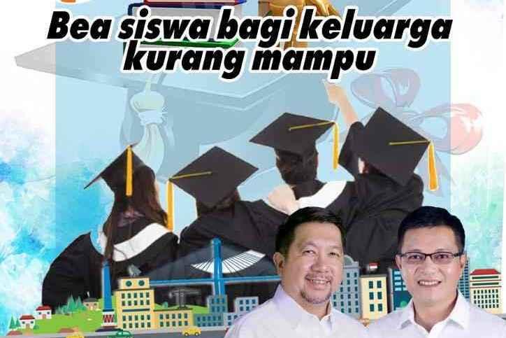 MOR-HJP Siap Tingkatan Pendidikan Serta Perekonomian Kota Manado