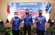 Dukung MOR-HJP di Manado, AHY: Kejar Kemenangan di Kertas Suara