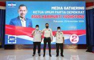 Makassar Membiru, AHY Yakin Pertanda Kemenangan Appi-Rahman